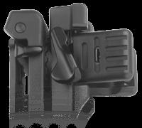Unlocked safety lock – BHU holder for expandable baton